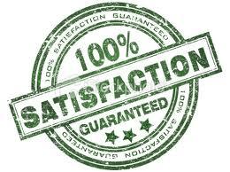 100% Setisfaction